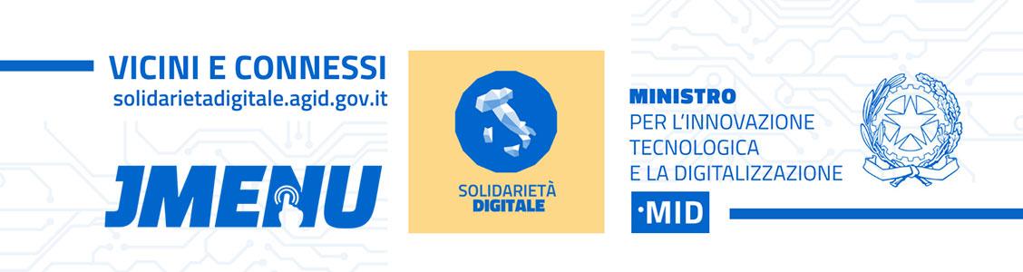 Vicini e Connessi Solidarieta Digitale